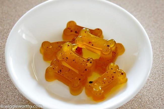 Gummy Dog Treat Recipe