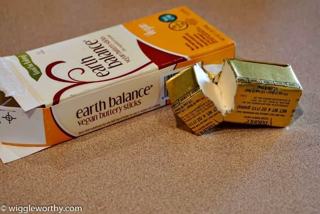 vegan butter or spread
